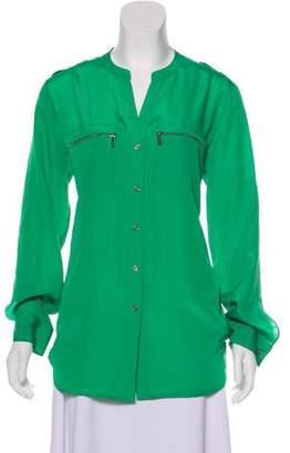 Calvin Klein Long Sleeve Button-Up w/ Tags