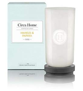 Circa Home 1998 Mango & Papaya Perfect Spaces Candle 165G
