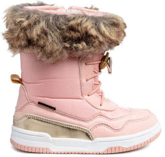 H&M Waterproof boots - Pink