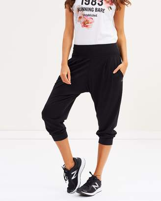 Running Bare Lounge Capri Sweatpants
