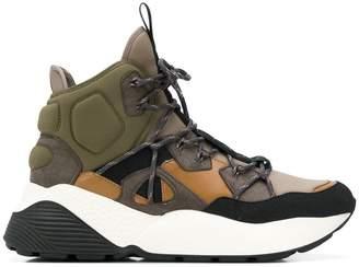 Stella McCartney Eclypse hi-top sneakers