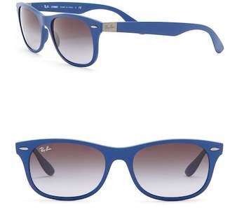Ray-Ban Women's TECH Liteforce 55mm Wayfarer Sunglasses