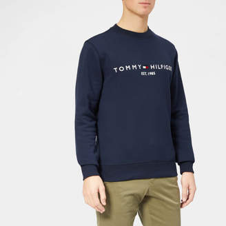 Tommy Hilfiger Men's Logo Sweatshirt