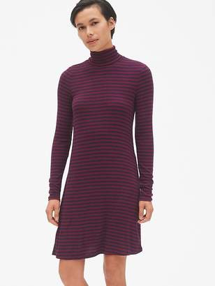 Gap Long Sleeve Turtleneck Dress
