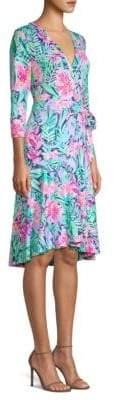 Lilly Pulitzer Rozaline Wrap Dress