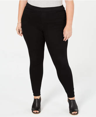 Style&Co. Style & Co Plus Size Black Jeggings, Created for Macy's