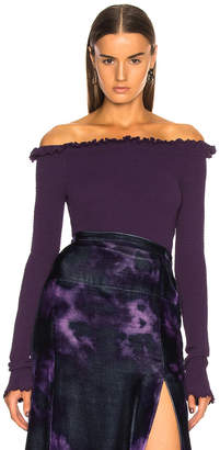 Altuzarra Tradewinds Sweater in Royal Purple | FWRD