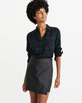 Abercrombie & Fitch Printed Step-Hem Sweatpants