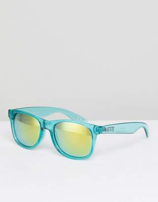 Vans Spicoli 4 Sunglasses In Blue V00LC0HIX
