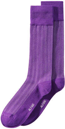 Alfani AlfaTech by Men's Textured Socks