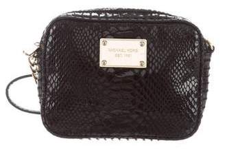 MICHAEL Michael Kors Embossed Crossbody Bag