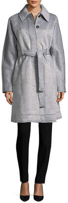 Marissa Webb Lacey Bonded Coat