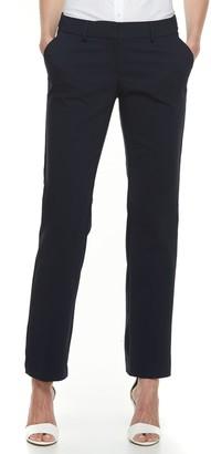 Apt. 9 Women's Torie Modern Fit Straight-Leg Dress Pants