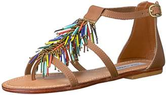 Steve Madden Women's Beadiee Flat Sandal