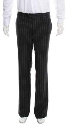 Gucci Flat Front Dress Pants