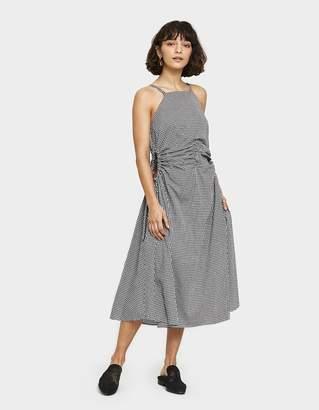 Jurancon Dress in Check