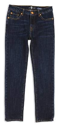 7 For All Mankind Boys' Slim-Fit Jeans in Encore - Little Kid