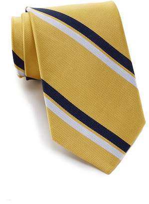 Tommy Hilfiger Statement Stripe Silk Tie