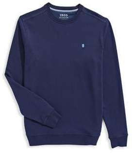 Izod Big Tall Advantage Stretch Fleece Sweatshirt