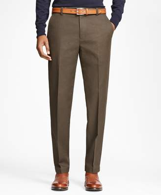 Brooks Brothers Milano Fit Three-Color Houndstooth Advantage Chinos