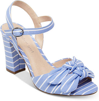 Madden-Girl Bows Two-Piece Dress Sandals