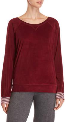 PJ Salvage Oh My Velour Sweater