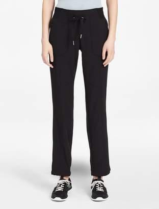 Calvin Klein relaxed leg sweatpants