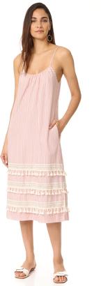 Birds of Paradis Strappy Dress $238 thestylecure.com