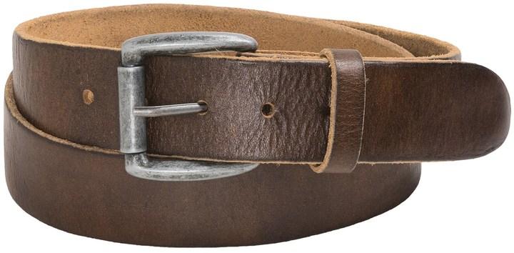 Bill Adler Augusta Belt - Washed Leather (For Men)