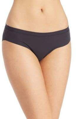 DKNY Solid Microfiber Hipsters