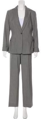 Lafayette 148 Wool Three-Piece Pantsuit