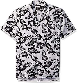 Zanerobe Men's Camper Box Short Sleeve Shirt