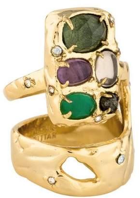 Alexis Bittar Elements Crystal Ring