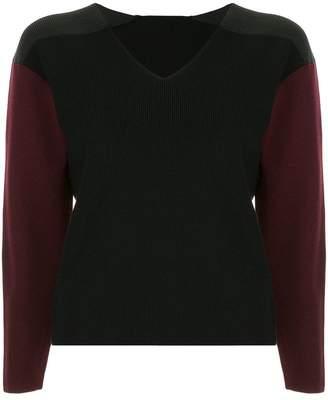 TOMORROWLAND v-neck knit sweater