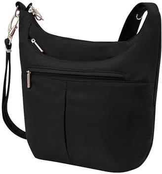 Travelon Anti-Theft Classic Light Slouch Hobo Bag