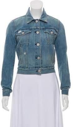 3x1 Denim Long Sleeve Jacket