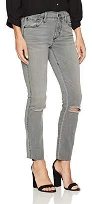 James Jeans Women's Ankle Ciggarette Jean In Smoke