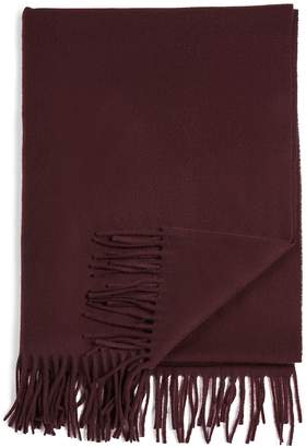 MAISON KITSUNÉ Wool Scarf