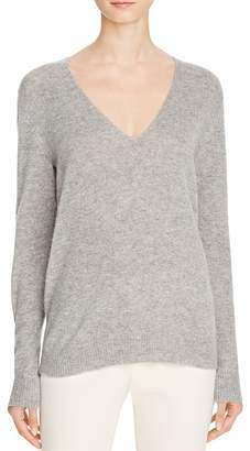 Theory Adrianna RL Cashmere Sweater $265 thestylecure.com