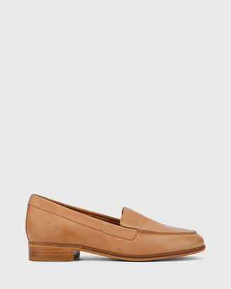 Havarra Square Toe Loafers