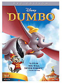 Disney Dumbo 70th Anniversary Edition DVD