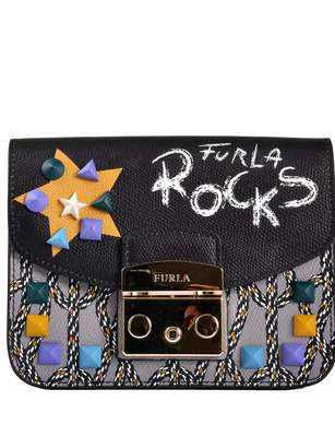 Furla Message Mini Metropolis Shoulder Bag