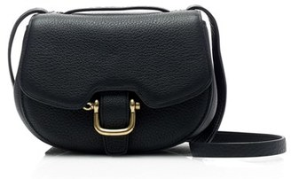 J.crew 'Rider' Italian Leather Mini Bag - Black $98 thestylecure.com