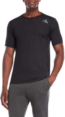 adidas Free Lift Fitted Tee