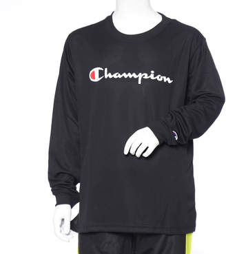 Champion (チャンピオン) - チャンピオン Champion ジュニア バスケットボール 長袖Tシャツ MINI PRACTICE LONG TEE CK-NB416