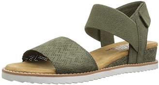 Skechers Women's Desert Kiss Ankle Strap Sandals