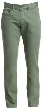 Saks Fifth Avenue COLLECTION Five-Pocket Pants