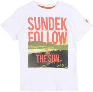 Sundek T-shirts - Item 12011702RL