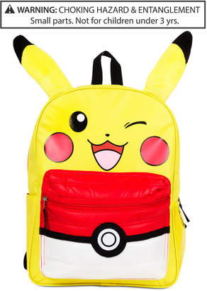 Fab Pokemon Pikachu Backpack, Little Boys & Little Girls
