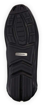 Magnanni Vekio Horsebit Leather Driver, Black